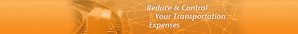 Reduce & Control Your Transportation Expenses
