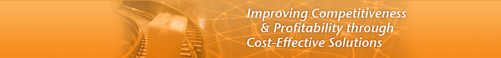 Improving Competitiveness & Profitability through Cost-Effective Solutions